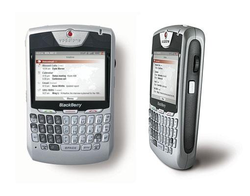 BlackBerry en Chine