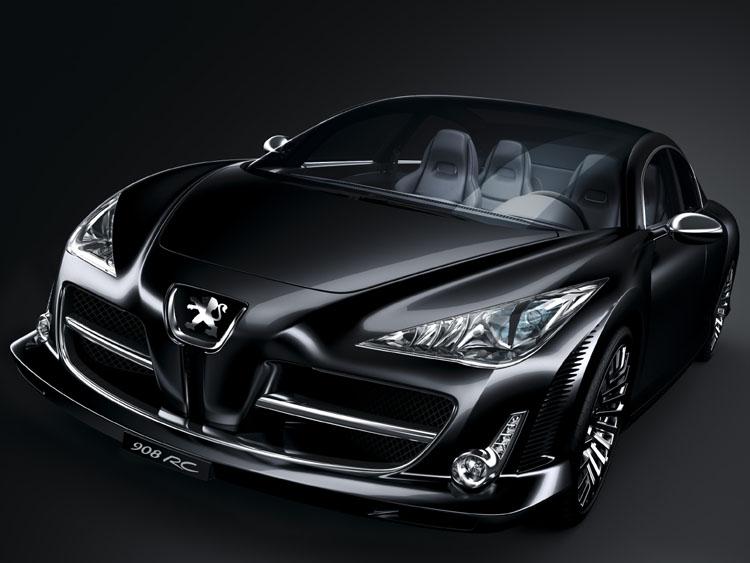 Peugeot passe à l'attaque en Chine
