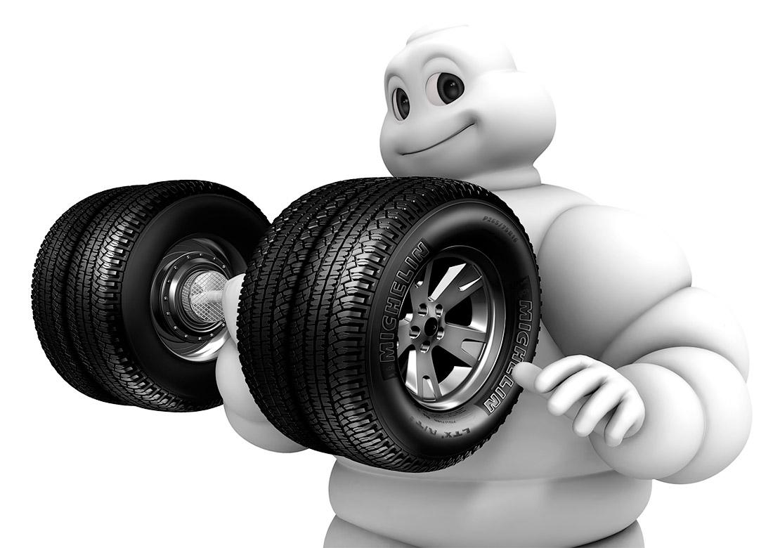 Michelin en Chine