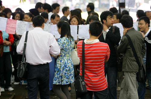 Le marché des célibataires en Chine : se marier à tout prix