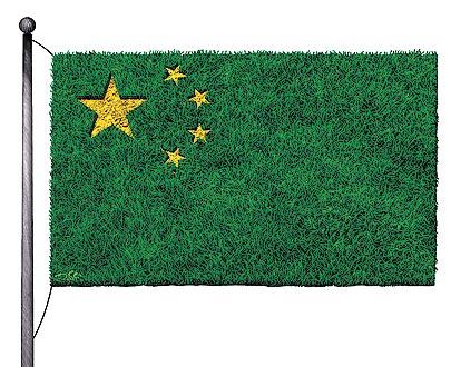 Les voitures électriques en Chine