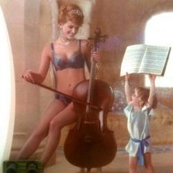 Lady Diana une publicité pour de la lingerie en Chine