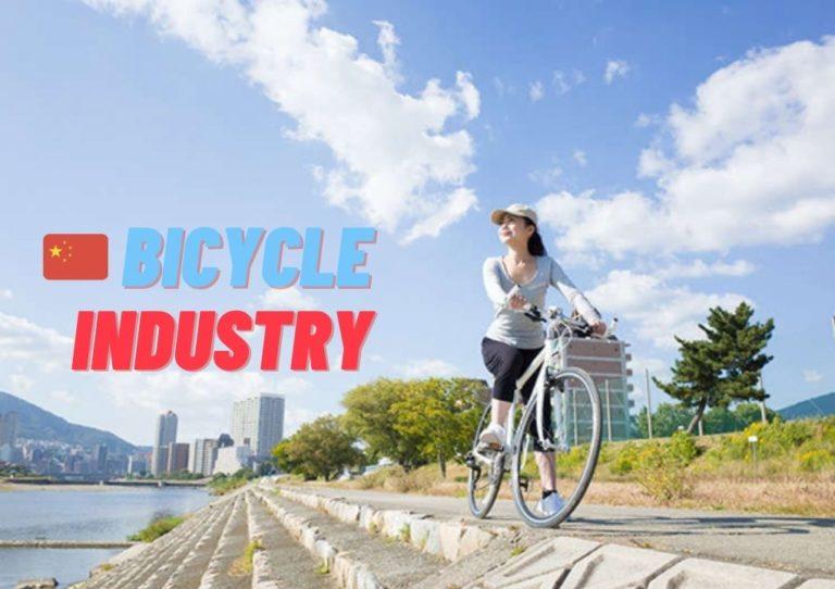 L'industrie chinoise du vélo