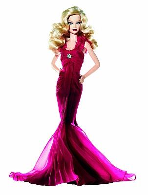 La poupée Barbie en Chine