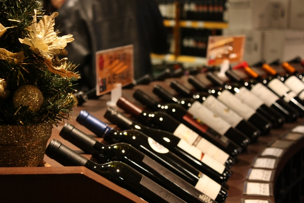 La distribution de vin en Chine