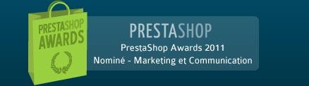 Les Prestashop Awards