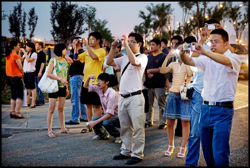 Les touristes chinois une cible privilégiée