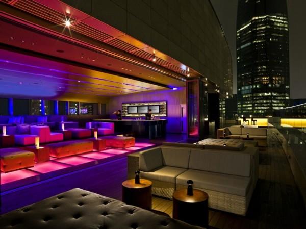 Un Hotel Design à Hong Kong