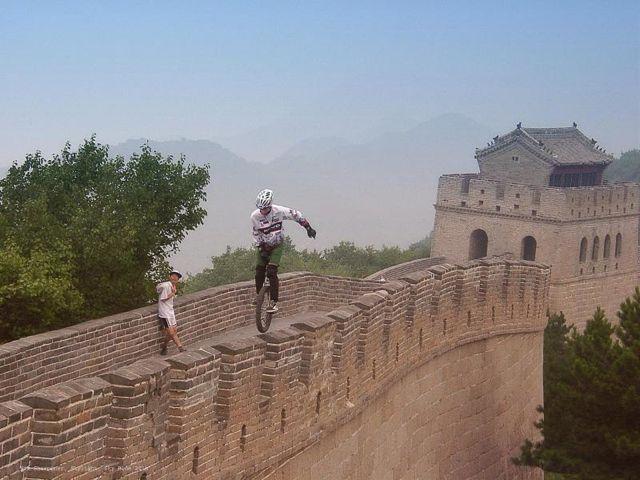 Petite Balade sur la Muraille de Chine