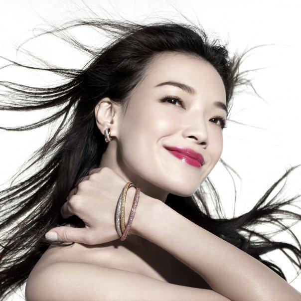 Shu Qi le plus beau sourire de Chine