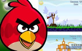 Angry birds VS Super Mario