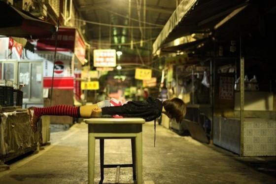 La Mode du Planking arrive en Chine