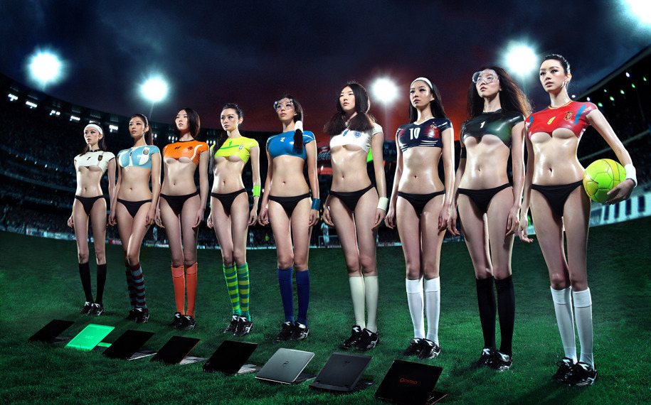 Equipe de foot chinoise