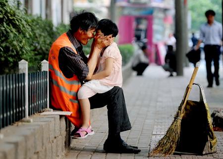 Une Photo fait le buzz sur le Twitter chinois