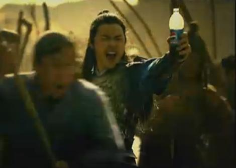 Pepsi Cola fait du Buzz Marketing en Chine