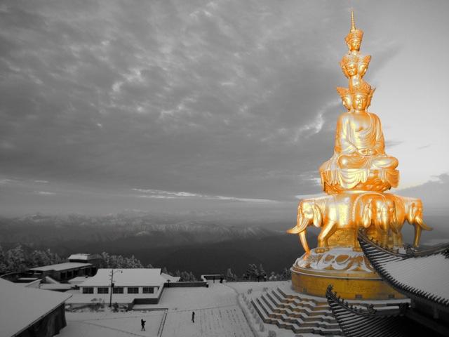 La religion Bouddhiste et le Business en Chine