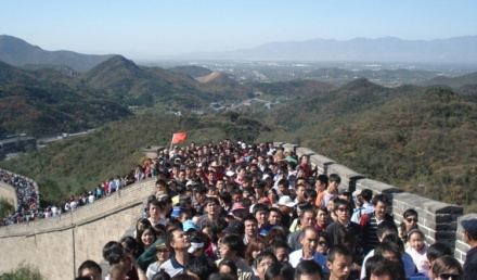 Voyager en Chine pendant les vacances nationales