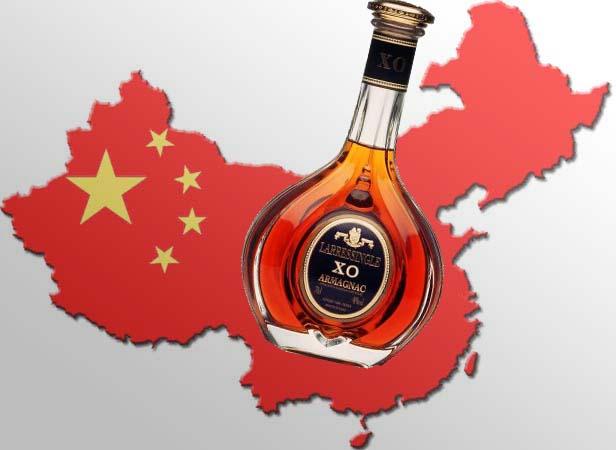 L'Armagnac un fort potentiel en Chine