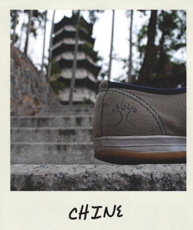 Interview de Faguo Shoes