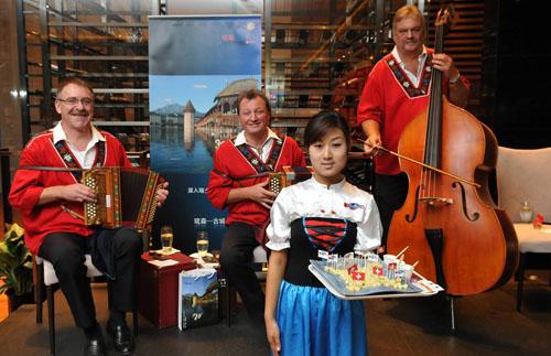 Comment la Suisse a séduit les touristes chinois?