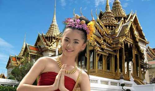 Les touristes chinois en Thaïlande
