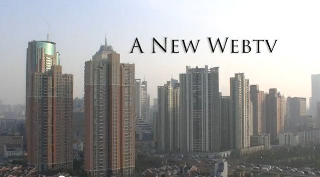 Une WebTV sur Shanghai