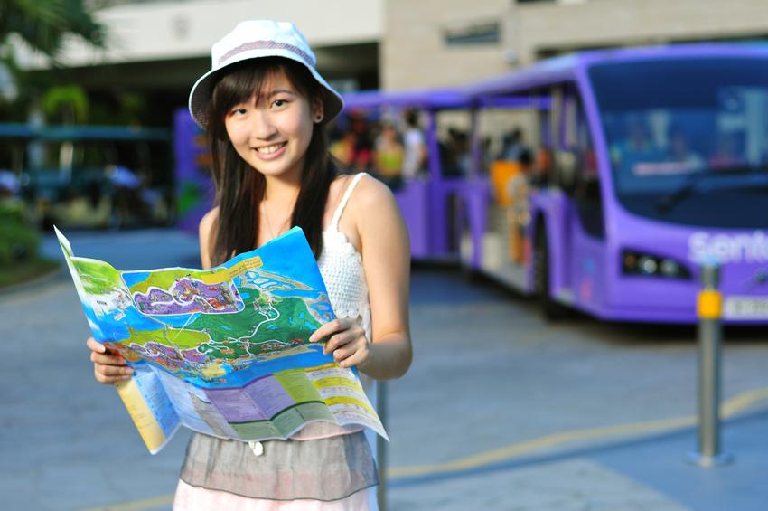 Où se renseignent les touristes chinois ?