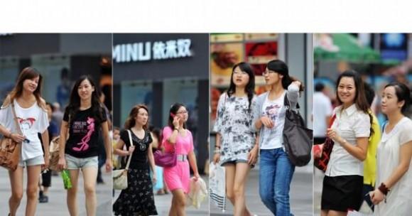 Profil de la consommatrice chinoise