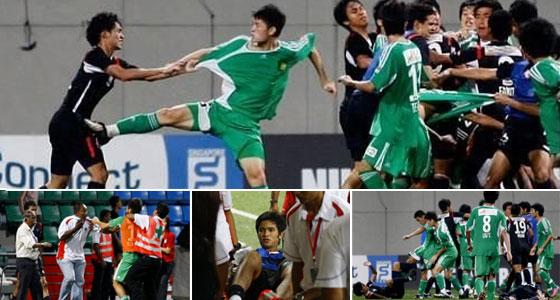 Les pires photos du football chinois