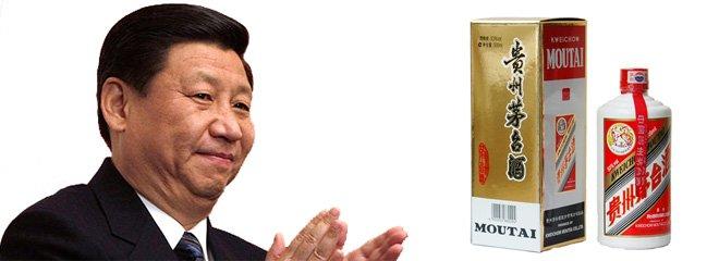 Un alcool «Xi» du nom du président chinois