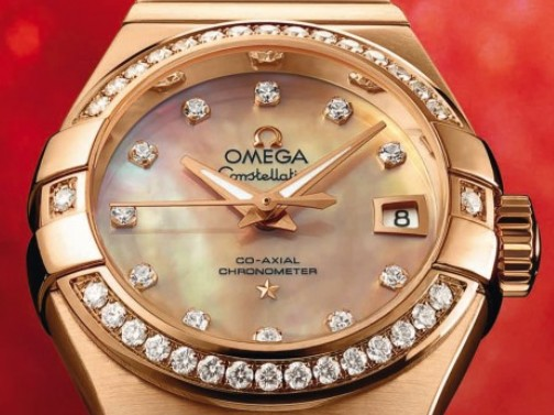 Le succès de la montre Omega en Chine