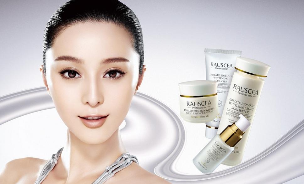Le marché des cosmétiques en Chine