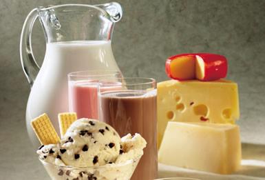 Le marché des produits laitiers en Chine