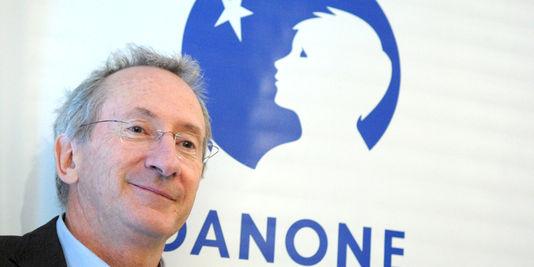 Danone Repart à la reconquête de la Chine
