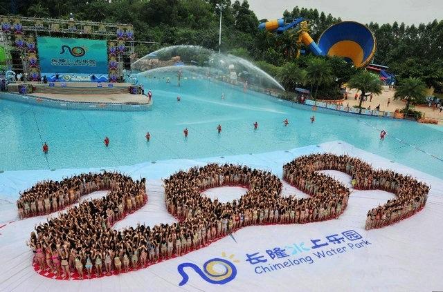 Comment faire la promotion d'un parc Nautique en Chine?