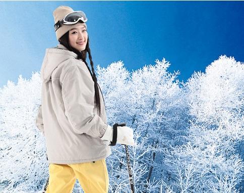Les sports d'hiver en Chine