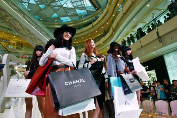 Qui sont les gagnants dans le ralentissement du luxe en Chine?