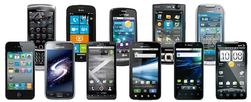 Perspective de croissance du marché des smartphones en Chine