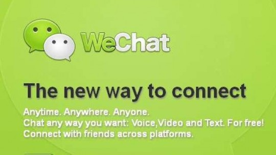 Le Marketing sur WeChat en 2014