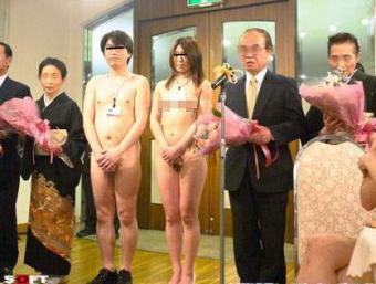 Qu'est ce qu'un «mariage nu» en Chine ?