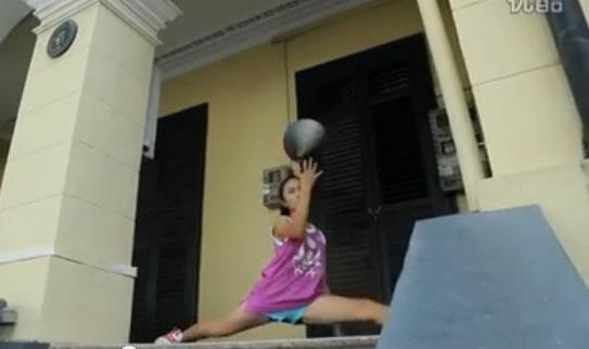 Street Ball FreeStyle en Chine