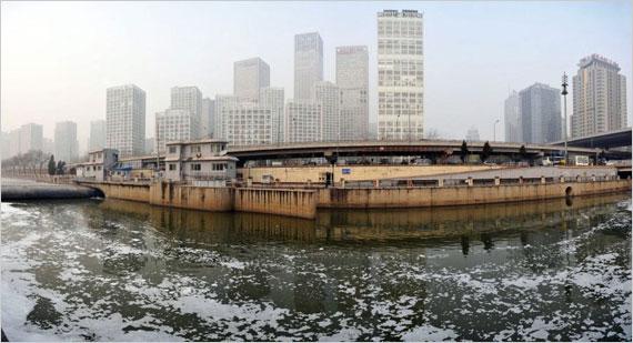 Le plus gros problème environnemental de Pékin c'est l'eau !
