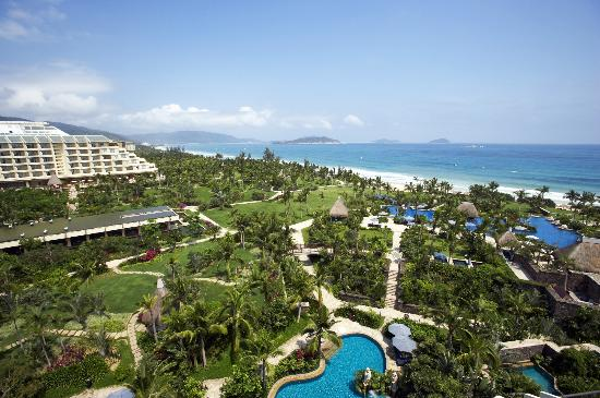 Hainan, la destination touristique d'hivers en Chine  !