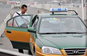 La guerre des applications mobiles pour les réservations de taxi en Chine
