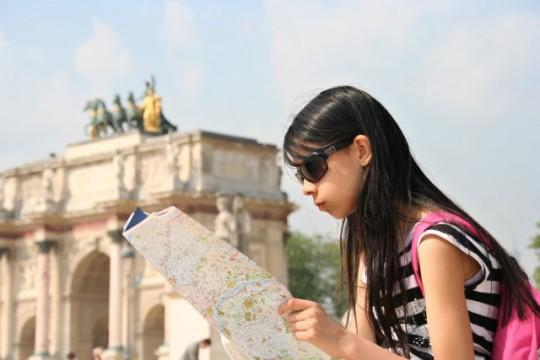 Les touristes chinois au Mexique