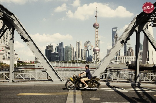 Interview de Thomas Chabrières, découvrir la Chine en side-cars !
