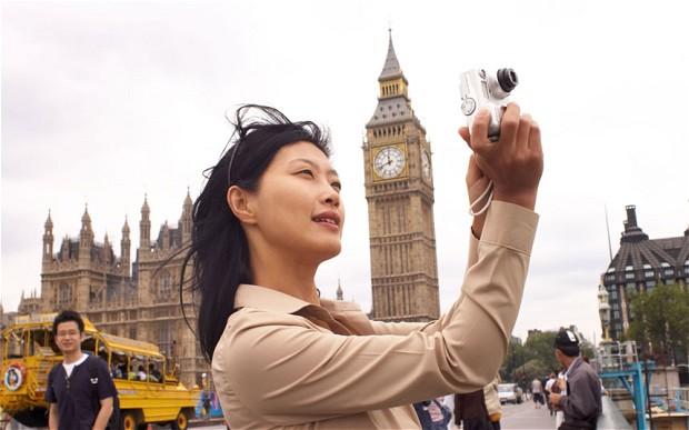 Les touristes Chinois, nouveau rentier pour l'Angleterre ?