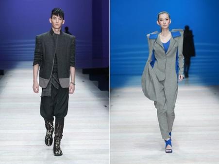 L'industrie de la mode en Chine