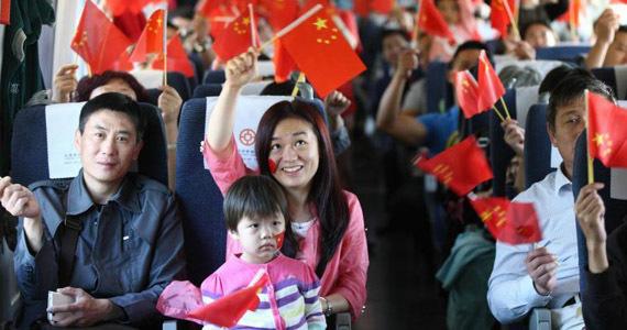 La Golden Week en Chine est enfin arrivée ! (pour le grand plaisir des professionnels du tourisme)