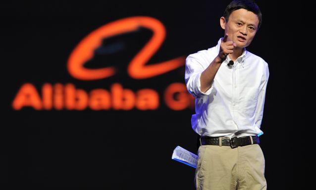 L'année 2014 de Jack Ma